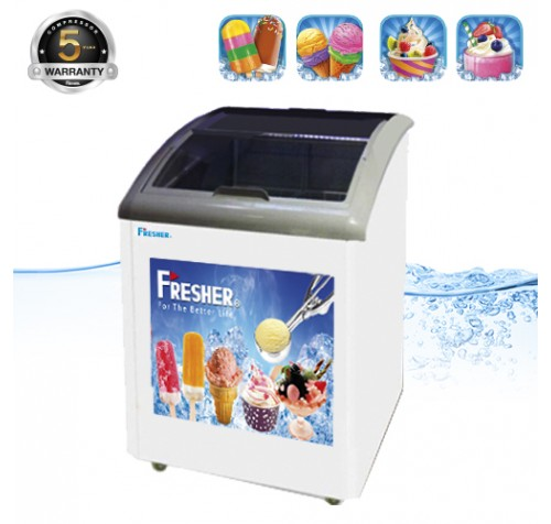 ตู้แช่ ice cream Freezer FCG-111(4.4Q)