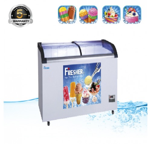 ตู้แช่ ice cream Freezer FCG-222(6.4Q)
