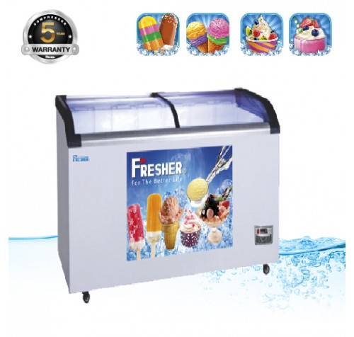 ตู้แช่ ice cream Freezer FCG-333(9.6Q)