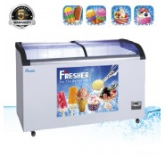 ตู้แช่ ice cream Freezer FCG-555(15.7Q)